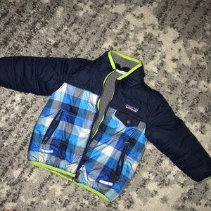 Patagonia Jackets & Coats - Reversible boys winter coat